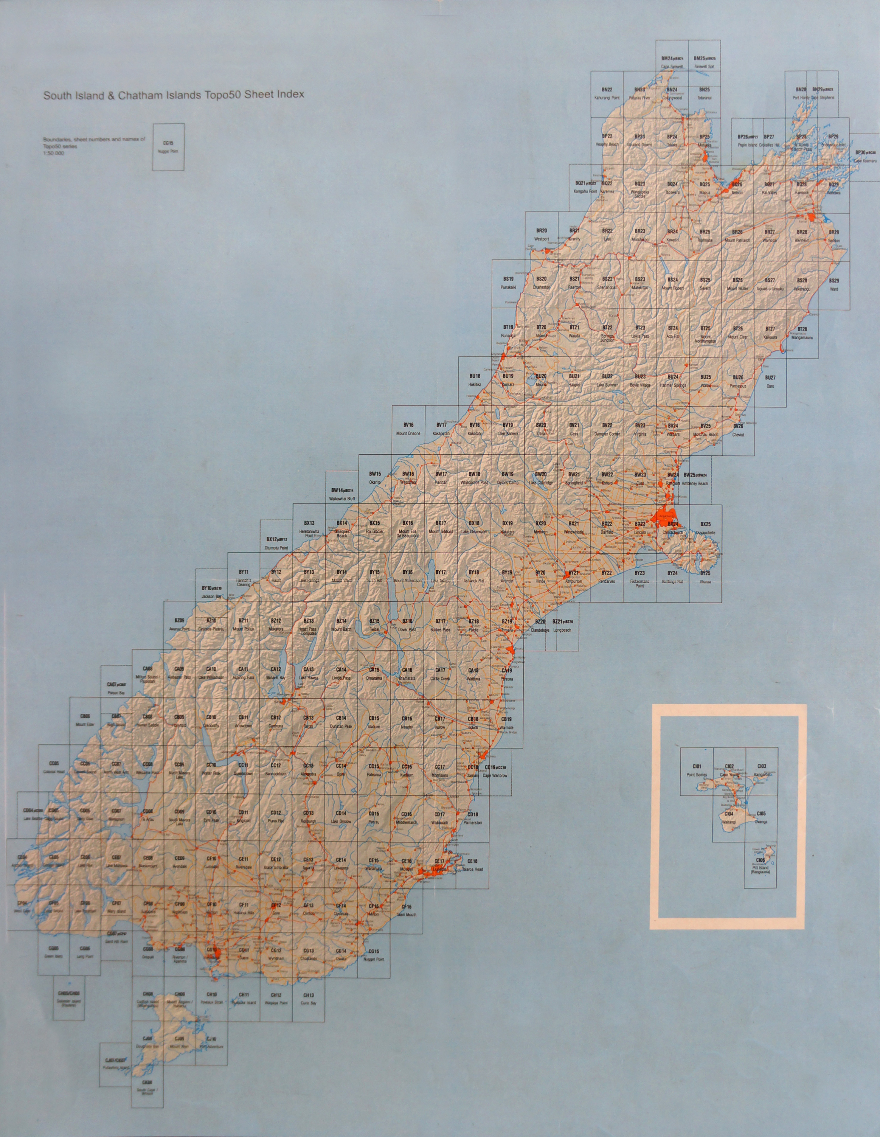 Map And Chart Shop